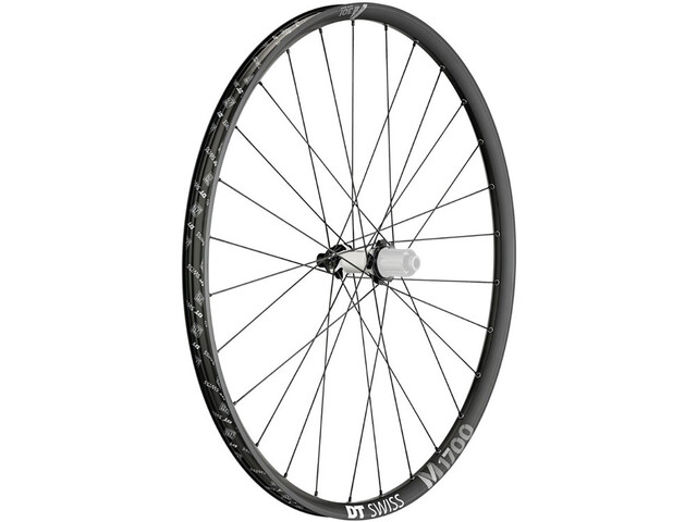 """DT Swiss M 1700 Spline Rear Wheel 29"""" Disc CL 148/12mm Thru-Axle 12-speed MicroSpline, black"""